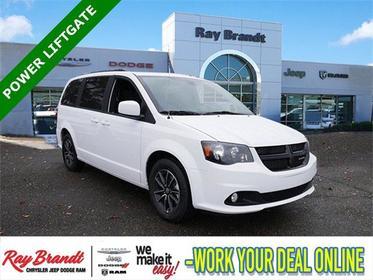 2019 Dodge Grand Caravan SXT Mini-van, Passenger