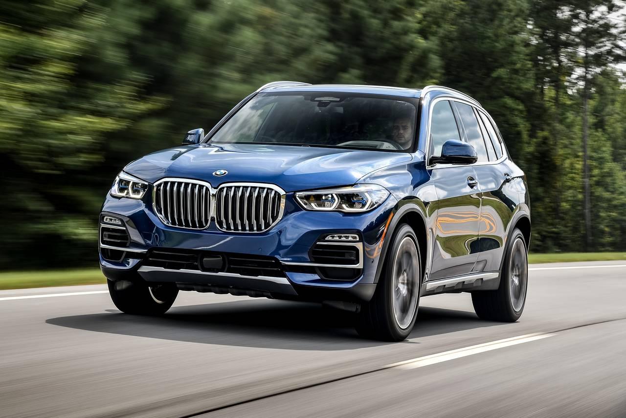 2019 BMW X5 XDRIVE40I SUV Slide 0