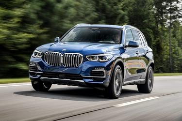 2019 BMW X5 XDRIVE40I SUV Slide