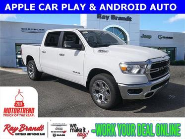 2019 Ram 1500 BIG HORN/LONE STAR Short Bed