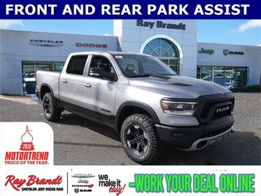 2019 Ram 1500 REBEL Short Bed