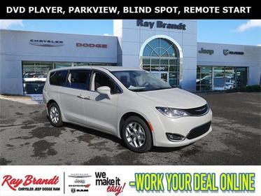 2019 Chrysler Pacifica TOURING PLUS Mini-van, Passenger