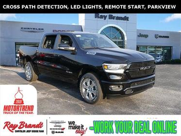 2019 Ram 1500 BIG HORN Short Bed
