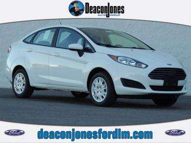 2019 Ford Fiesta S SEDAN Goldsboro NC