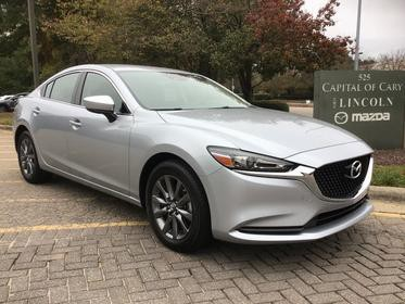 2018 Mazda Mazda6 SPORT Cary NC