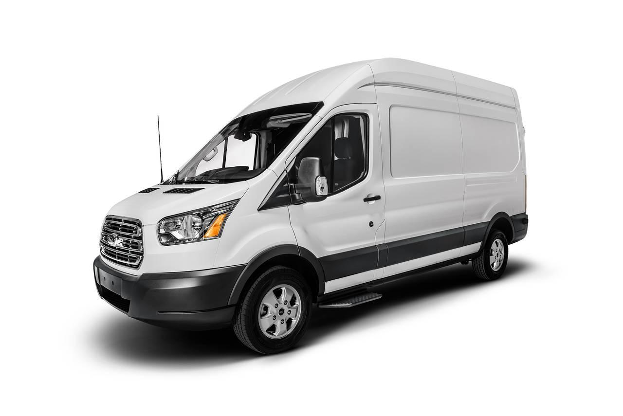 2019 Ford Transit-250  Full-size Cargo Van Slide 0
