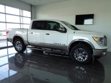 2019 Nissan Titan 4X4 CREW CAB PLATINUM RESERVE Goldsboro NC