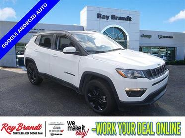 2019 Jeep Compass ALTITUDE Sport Utility