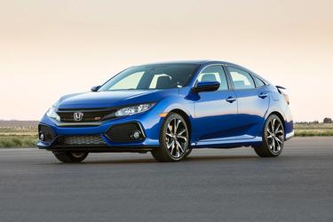 2019 Honda Civic SPORT Sedan Slide