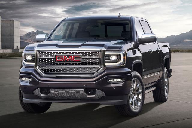 2017 GMC Sierra 1500 BASE Extended Cab Pickup Slide 0