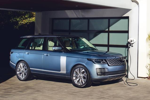 2019 Land Rover Range Rover 3.0L V6 SUPERCHARGED HSE Slide 0