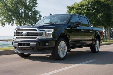 2019 Ford F-150 LARIAT Crew Pickup Hillsborough NC