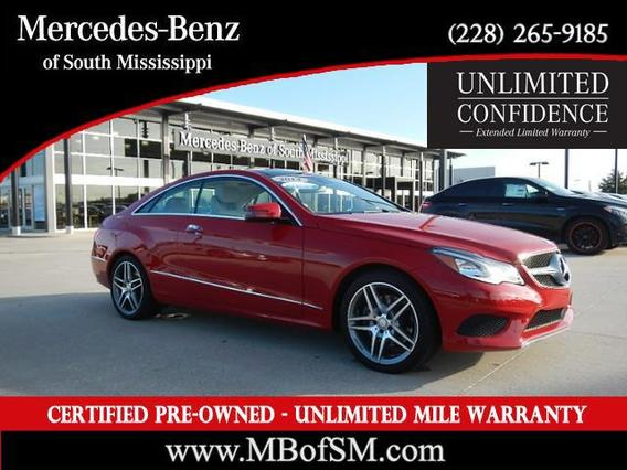 2014 Mercedes-Benz E-Class E 350 2dr Car Slide 0