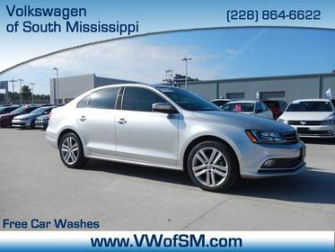2015 Volkswagen Jetta Sedan 1.8T SEL 4dr Car