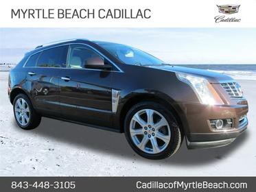 2015 Cadillac SRX PERFORMANCE COLLECTION Performance Collection 4dr SUV Myrtle Beach SC