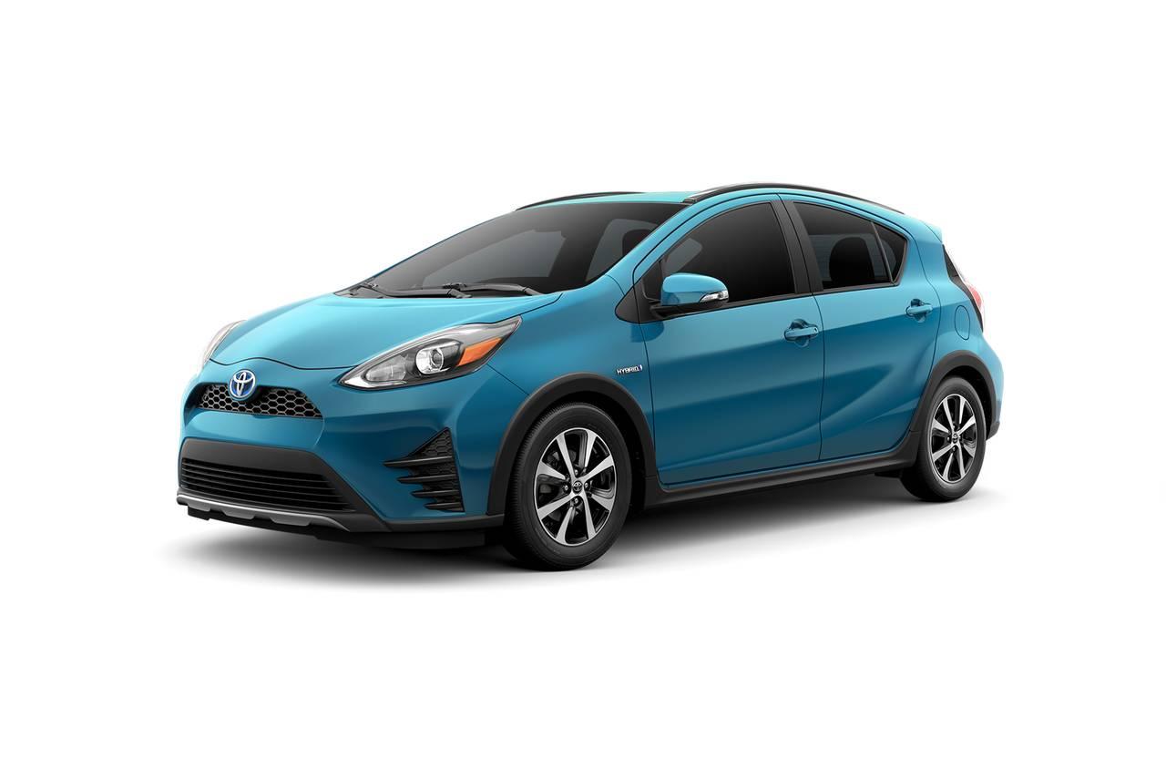 $500 Toyota Rebate on New 2019 Toyota Prius C