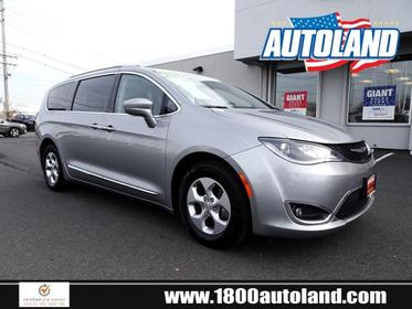 2017 Chrysler Pacifica TOURING-L PLUS Mini-van, Passenger Springfield NJ