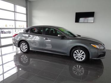 2018 Nissan Altima 2.5 S SEDAN Goldsboro NC