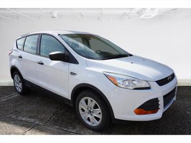 2016 Ford Escape S Sport Utility