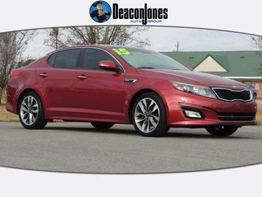 2015 Kia Optima 4DR SDN SX TURBO Goldsboro NC