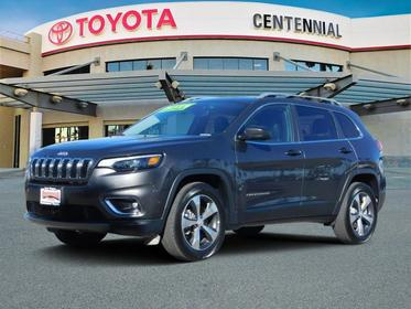 2019 Jeep Cherokee LIMITED Sport Utility Las Vegas NV