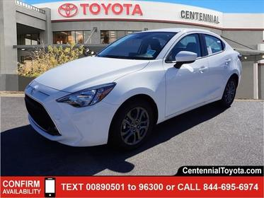 2019 Toyota Yaris Sedan LE 4dr Car Las Vegas NV