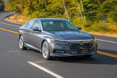 2019 Honda Accord LX 1.5T Sedan Slide