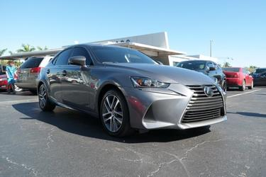 2018 Lexus IS 300 Miami FL