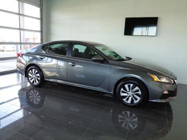 2019 Nissan Altima 2.5 S SEDAN Goldsboro NC