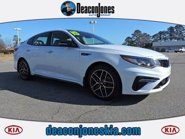 2019 Kia Optima SX AUTO Goldsboro NC