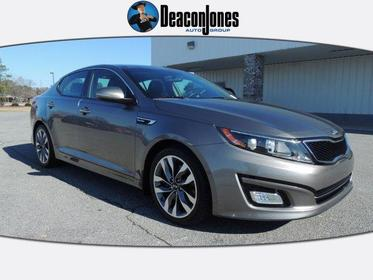 2014 Kia Optima 4DR SDN SX TURBO Goldsboro NC