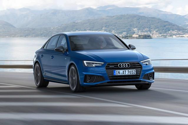 2019 Audi A4 PREMIUM PLUS 4dr Car Slide 0