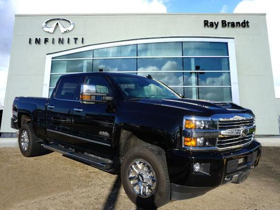2017 Chevrolet Silverado 3500HD HIGH COUNTRY Standard Bed Slide 0