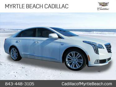 2018 Cadillac XTS LUXURY Luxury 4dr Sedan