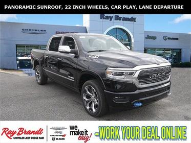 2019 Ram 1500 LIMITED Short Bed