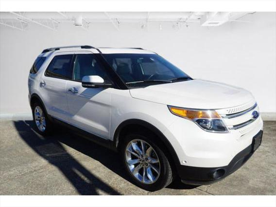 2015 Ford Explorer LIMITED Sport Utility Slide 0