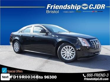 2013 Cadillac CTS 3.0L LUXURY 3.0L Luxury 4dr Sedan Bristol TN