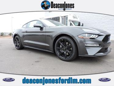 2019 Ford Mustang GT FASTBACK Goldsboro NC