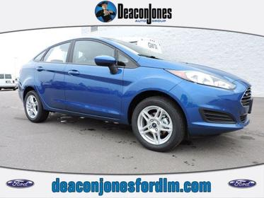 2019 Ford Fiesta SE SEDAN Goldsboro NC