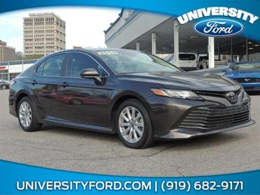 2018 Toyota Camry LE Raleigh NC