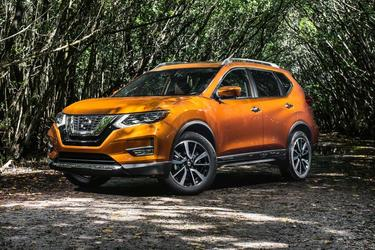 2017 Nissan Rogue SV SUV North Charleston SC