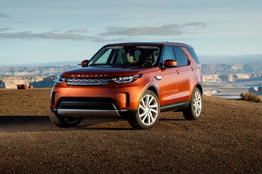 2019 Land Rover Discovery SE Slide