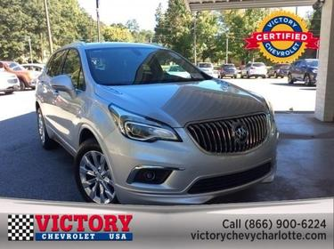 2017 Buick Envision ESSENCE Charlotte NC