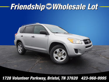 2010 Toyota RAV4 FWD 4DR 4-CYL 4-SPD AT (NATL) Sport Utility