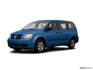 2008 Dodge Grand Caravan SE Mini-van, Passenger