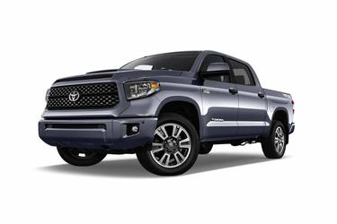 2019 Toyota Tundra 4WD SR DOUBLE CAB 8.1' BED 5.7L (NATL) 4 Door Extended Cab Pickup Long Bed Jamaica NY