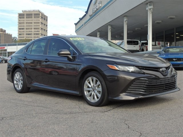 2018 Toyota Camry LE Cary NC