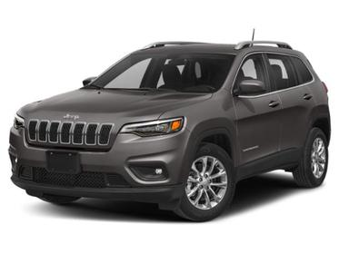 2019 Jeep Cherokee HIGH ALTITUDE Sport Utility