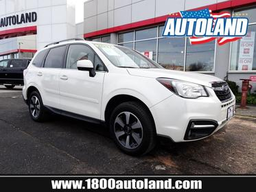 2017 Subaru Forester LIMITED Sport Utility Springfield NJ
