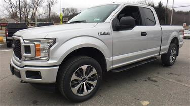 2019 Ford F-150 XL Extended Cab Pickup Brattleboro VT